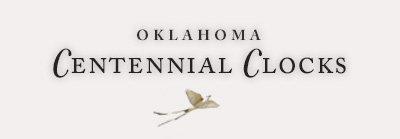 Oklahoma Centennial Clocks