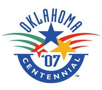 Oklahoma-centennial-logo