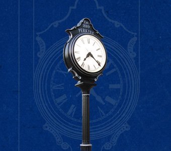 Purchase a new Centennial Clock